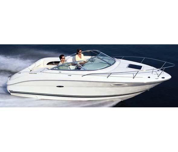 Used Sea Ray 215 Weekender Cuddy Cabin Boat For Sale