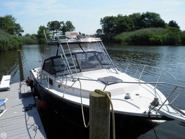 Used Rampage 28 Sportsman Walkaround Fishing Boat For Sale