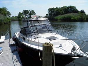 Used Rampage 28 Sportsman Walkaround Fishing Boat For Sale
