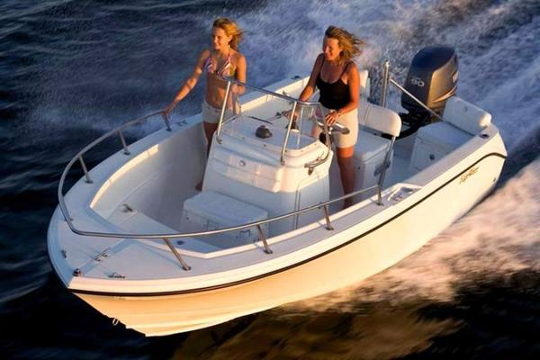 New Edgewater 170cc Saltwater Fishing Boat For Sale