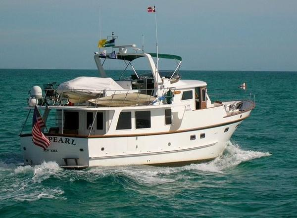 Used Defever Raised Pilothouse Trawler Pilothouse Boat For Sale