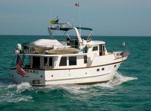 Used Defever Raised Pilothouse Trawler Pilothouse Boat For Sale