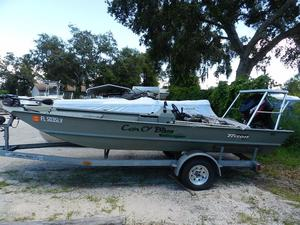 Used Triton 1860SC Aluminum Fishing Boat For Sale