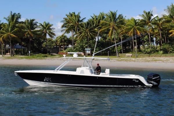 Used Sea Vee Open Fisherman Le Center Console Boat For Sale