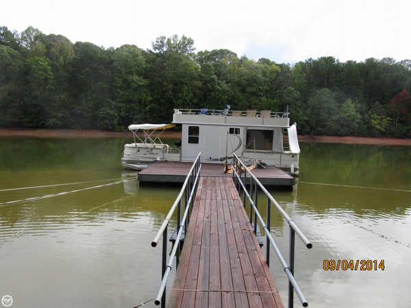 Used Sun Tracker 320 Party Cruiser Pontoon Boat For Sale