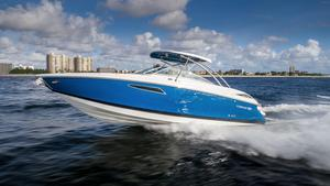 Used Cobalt R35 Sport Yacht Cruiser Boat For Sale