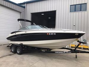 Used Azure 238 Deck Boat For Sale