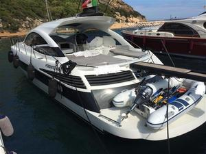 Used Pershing 46 Cruiser Boat For Sale