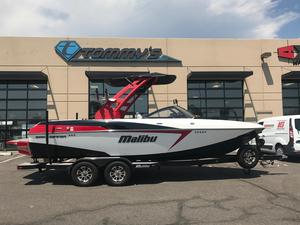 Used Malibu 22VLX Ski and Wakeboard Boat For Sale
