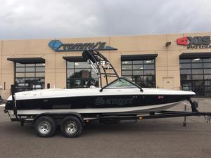 Used Sanger V215 Runabout Boat For Sale