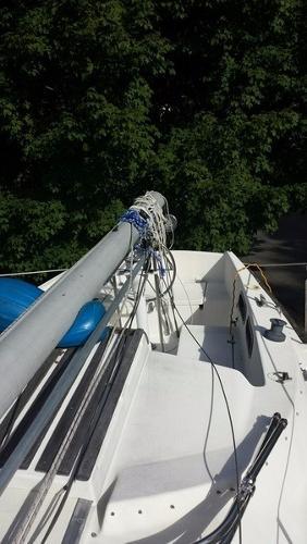 Used Seafarer Center Cockpit Sailboat For Sale