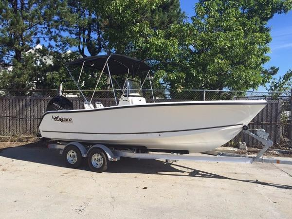 New Mako 204 CC Center Console Fishing Boat For Sale