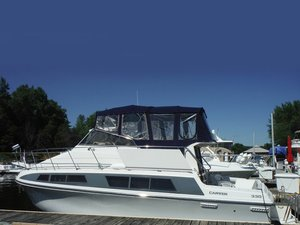 Used Carver 330 Mariner Motor Yacht For Sale