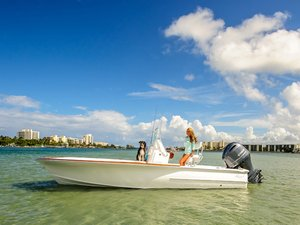 New Chaos Tarpon Center Console Fishing Boat For Sale