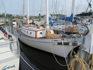 Used Formosa 37 Ketch Sailboat For Sale