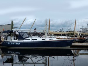 Used J Boats 35C Cruiser Sailboat For Sale