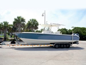 Used Edgewater 318 Center Console Fishing Boat For Sale