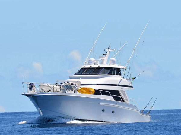 Used Heesen Sport Fishing MY Sports Fishing Boat For Sale