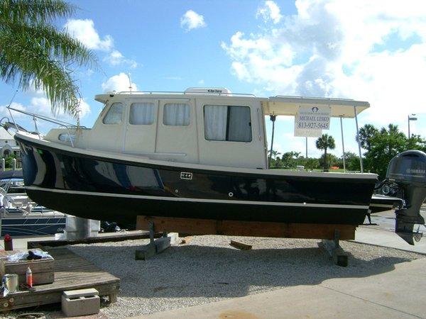 Used Rosborough 246 Tug Boat For Sale