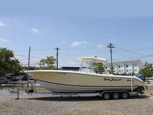 Used Triton 351 Center Console Center Console Fishing Boat For Sale