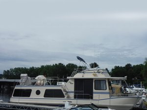 Used Holiday Mansion Aft Cabin Boat For Sale