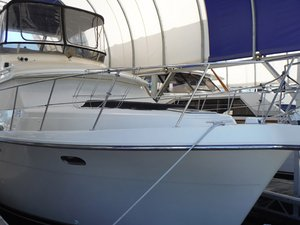 Used Carver Aft Cabin Boat For Sale
