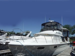 Used Carver 4208 Aft Cabin Boat For Sale