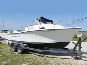 Used Sea Hunt Cuddy Cabin Boat For Sale