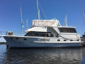 Used Defever 47 POC House Boat For Sale