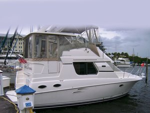 Used Silverton 322 ACMY Aft Cabin Boat For Sale