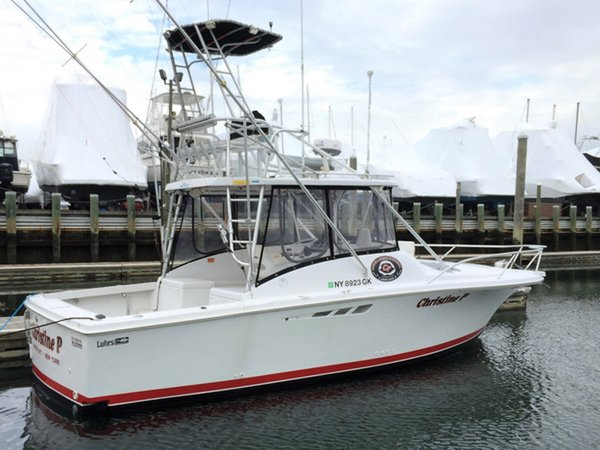 Used Luhrs 290 Open Cruiser Boat For Sale