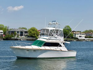 Used Egg Harbor 36 Sedan Cruiser Boat For Sale