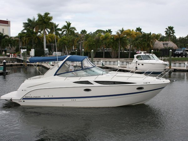 Used Bayliner 335 Cruiser Boat For Sale