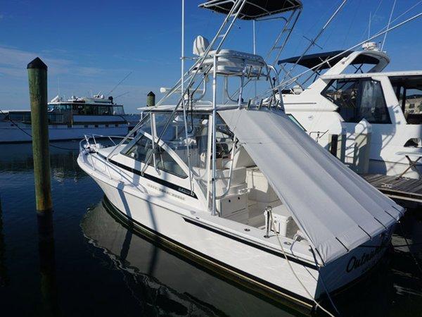 Used Blackfin 33 Combi Cruiser Boat For Sale