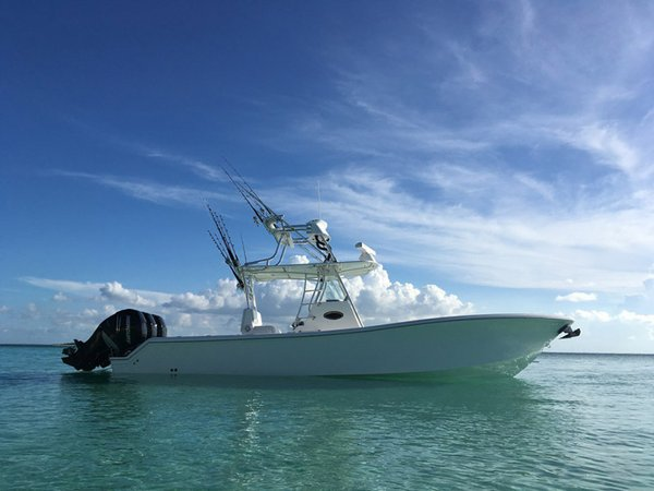 New Gulfstream Yachts Center Console Fishing Boat For Sale