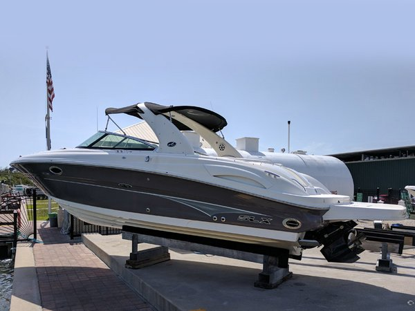 Used Sea Ray 290 SLX Bowrider Boat For Sale