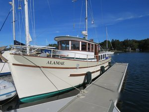 Used Pacific Mariner House Boat For Sale