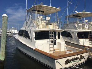 Used Ocean Yachts SS Cruiser Boat For Sale