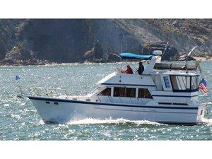 Used Hershine 42 Sundeck Cruiser Boat For Sale