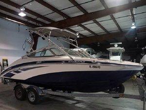 Used Yamaha 212X Bowrider Boat For Sale