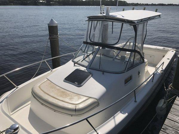 Used Shamrock Adventurer Cruiser Boat For Sale
