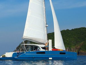 Used Catathai Catamaran Boat For Sale