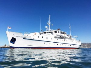 Used Canadian S And E Superyacht Cruise Ship Boat For Sale