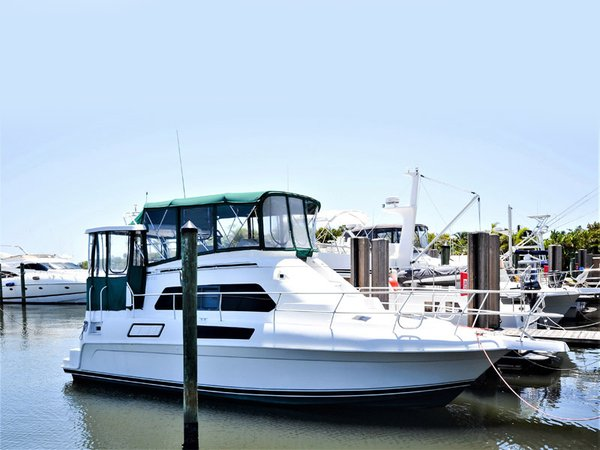 Used Mainship Aft Cabin MY Aft Cabin Boat For Sale