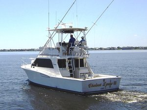 Used Cabo 35 Flybridge Boat For Sale