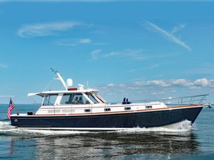 Used Grand Banks Eastbay Downeast Fishing Boat For Sale