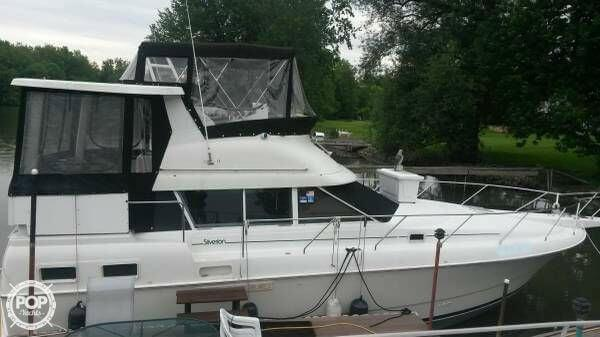 Used Silverton 34 Aft Cabin Aft Cabin Boat For Sale