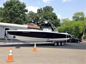 Used Marlago 35 Center Console Cuddy Center Console Fishing Boat For Sale
