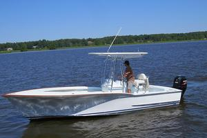 Used Bradley Custom Carolina 24 Center Console Center Console Fishing Boat For Sale