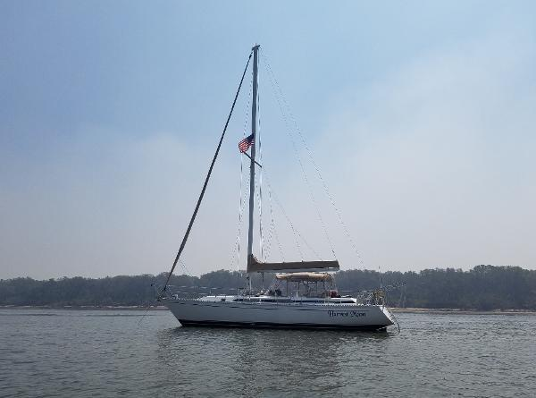 Used Gulfstar Cutter Sailboat For Sale